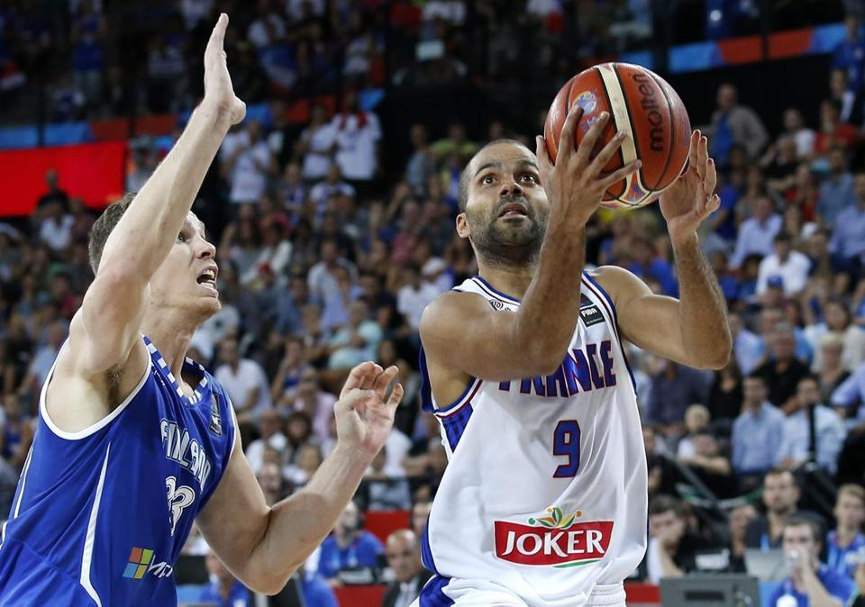 Depending on Tony Parker's status, France could be a force to be reckoned with.