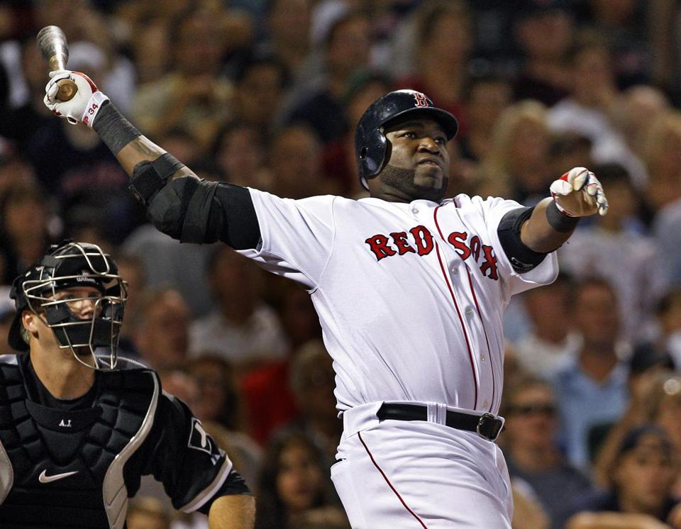David Ortiz announced he will retire after the 2016 season.