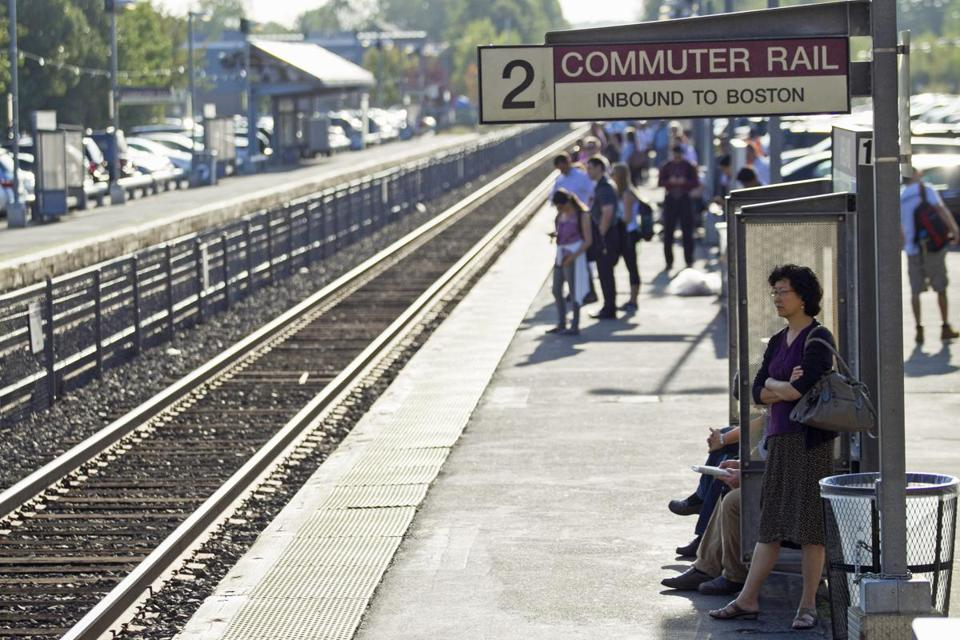 Keolis Commuter Services, which operates the MBTA's commuter rail, lost $19.4 million during the first half of 2015.