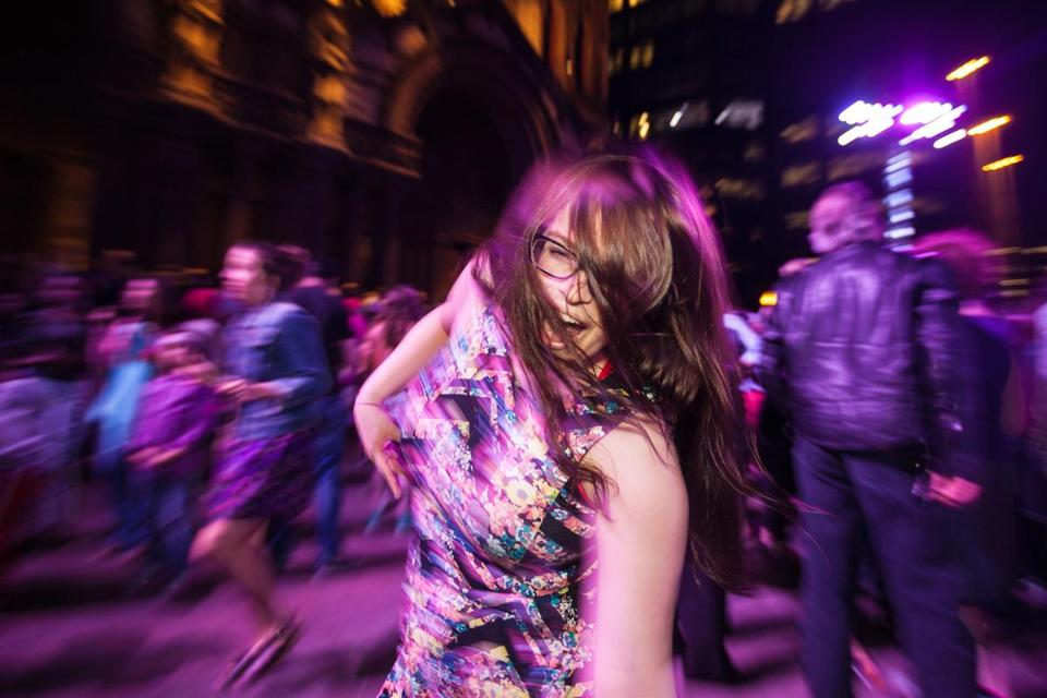 "This season, ""Let's Dance Boston"" is headed to the Rose Kennedy Greenway."