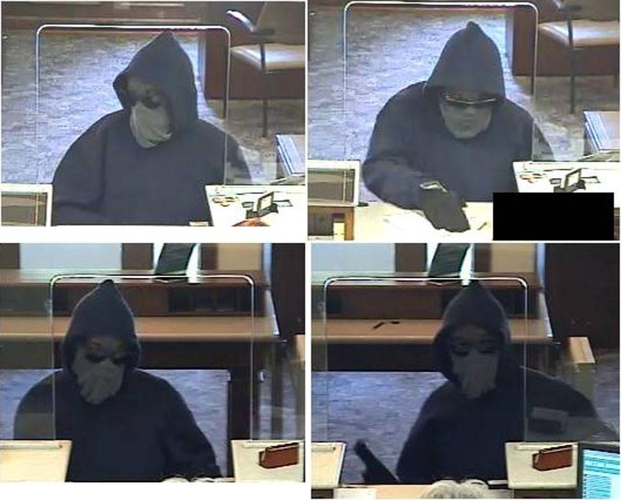 Incognito Bandit Linked To 16 Bank Robberies In Mass Pleads Guilty