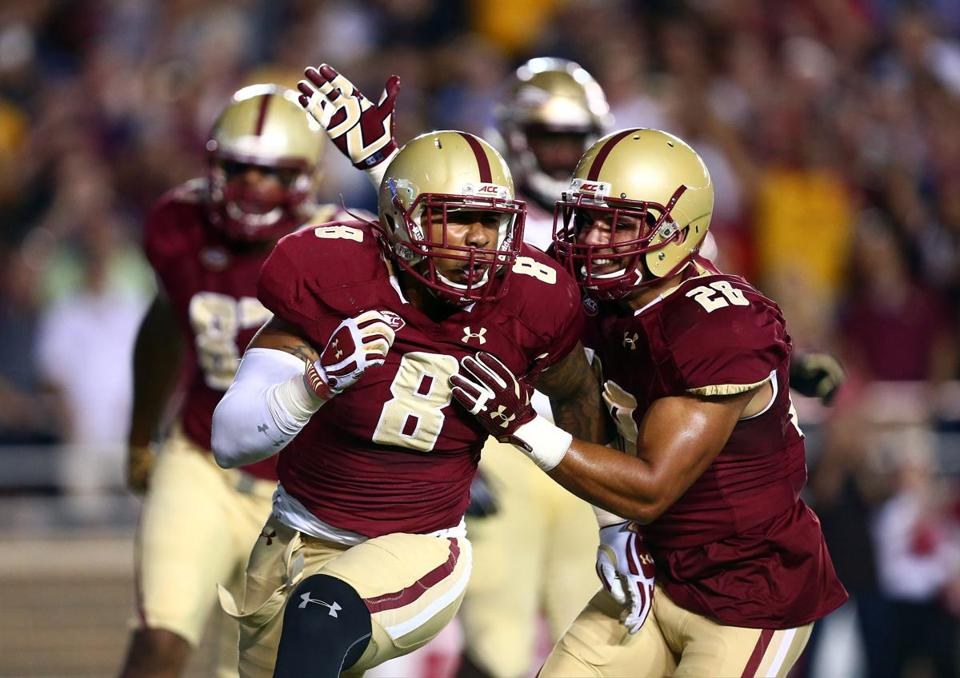 Boston College reasons for optimism