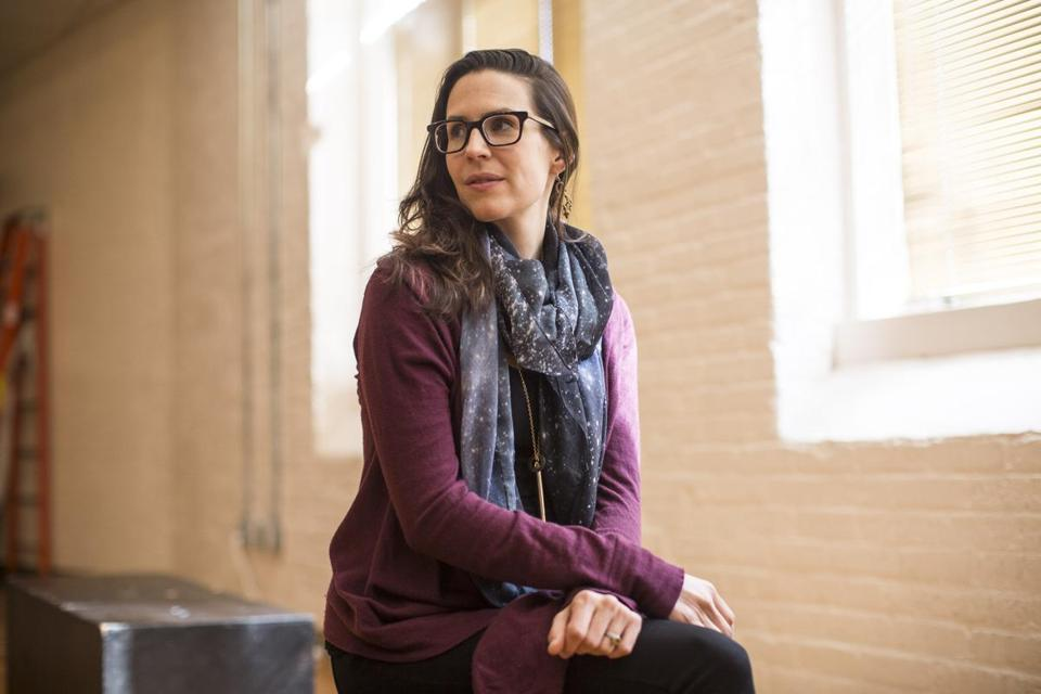 "Playwright Lauren Gunderson uses Walt Whitman's poem ""Song of Myself"" as a stepping stone to her play."