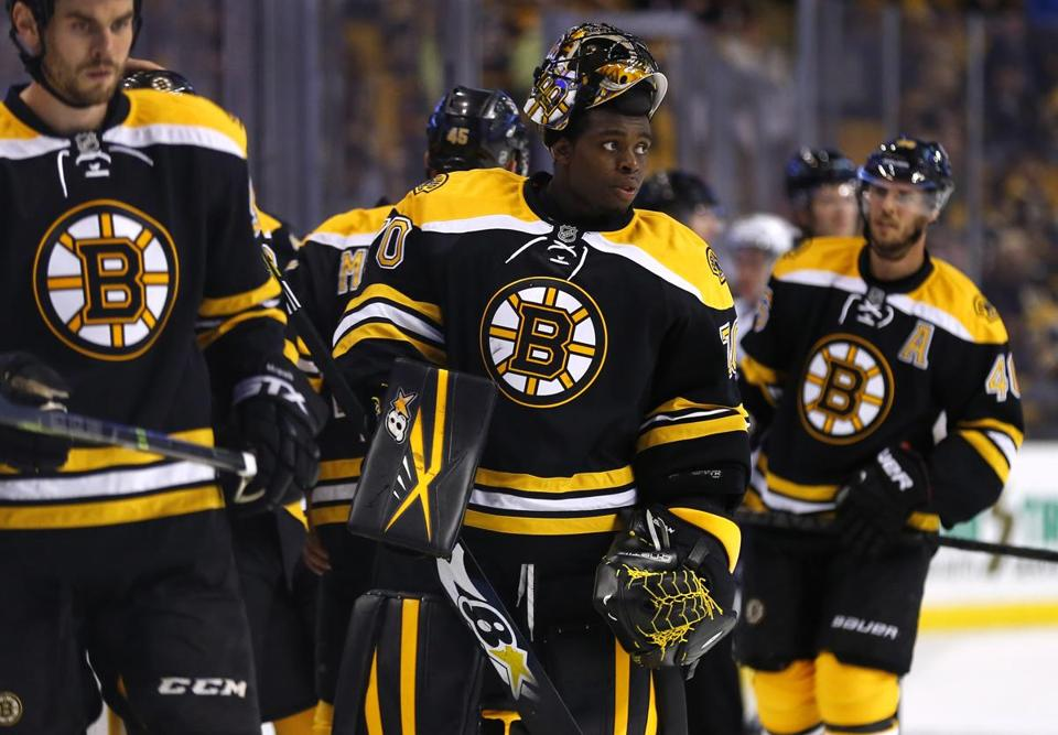 Malcolm Subban is entering his third season.