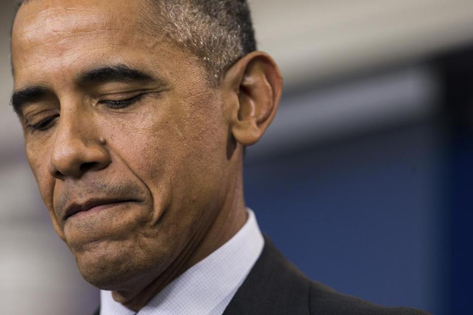 President Obama discussed Thursday's mass shooting at a community college in Oregon.