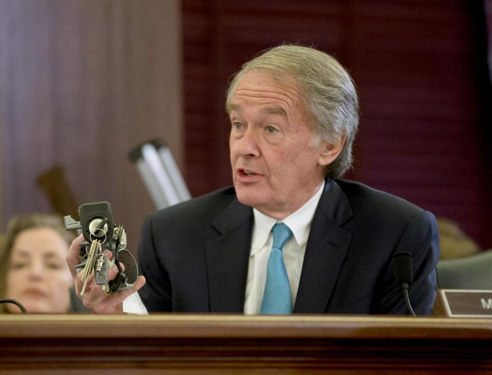 "Democratic Senator Ed Markey supports repealing the tax because of the ""large burden"" it puts on middle-class families, his spokeswoman said. But he has said that the lost revenue would have to be replaced."