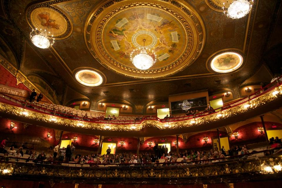 Emerson Rules Out Dining Hall For Colonial Theatre The