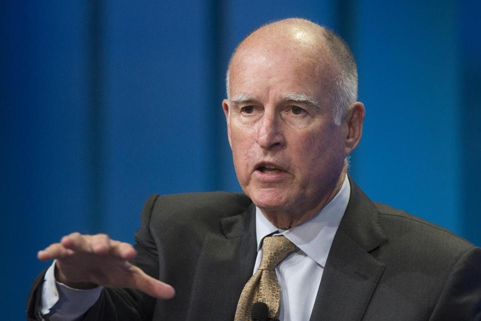 California Governor Jerry Brown on Sunday vetoed legislation that would have increased access to experimental drugs.