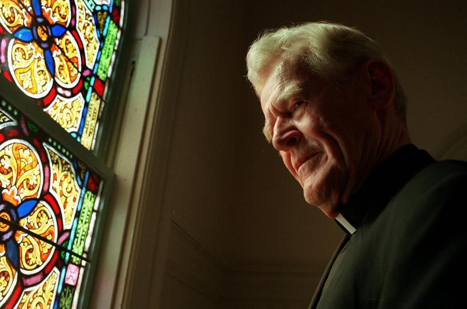 Rev. Robert Bullock is pastor of Our Lady Of Sorrows in Sharon.