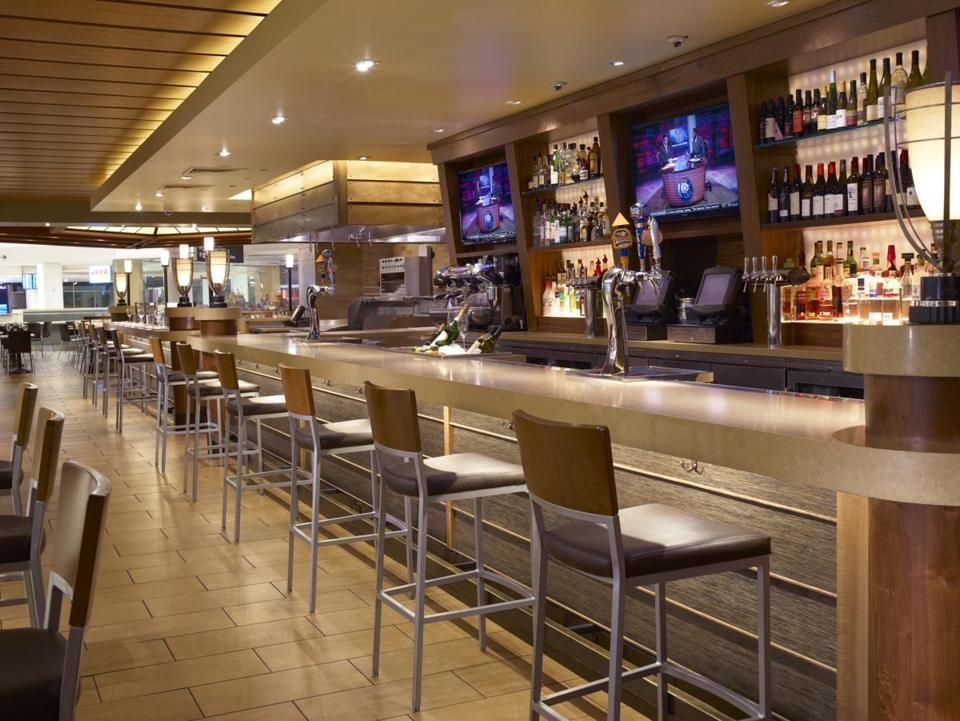 Lark Creek Grill At San Francisco International Airport Is A Descendant Of One The First