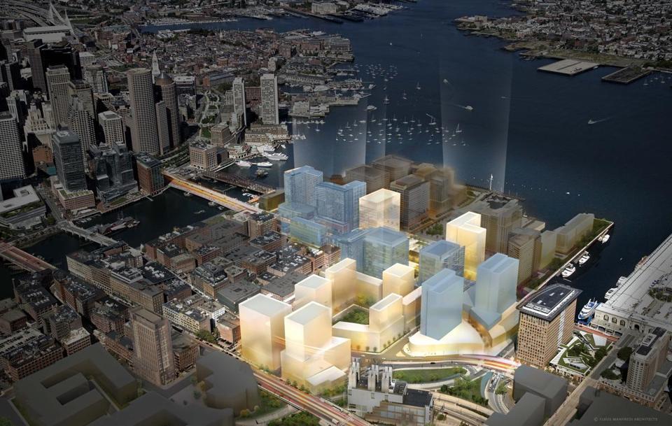 Here's the new vision for Boston's Seaport neighborhood - Boston ...