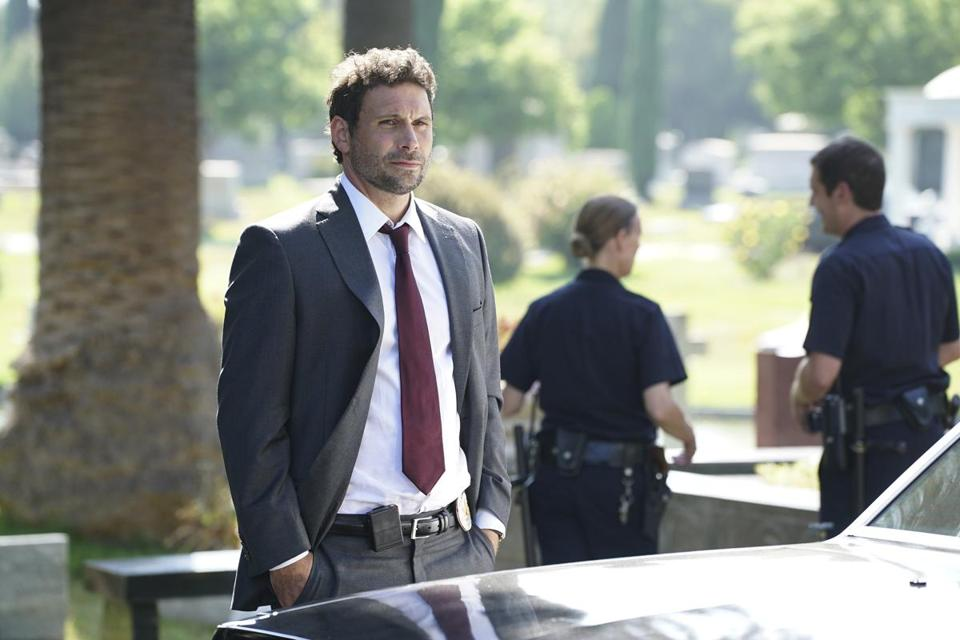 "Jeremy Sisto stars in ABC's serial-killer drama, ""Wicked City."""