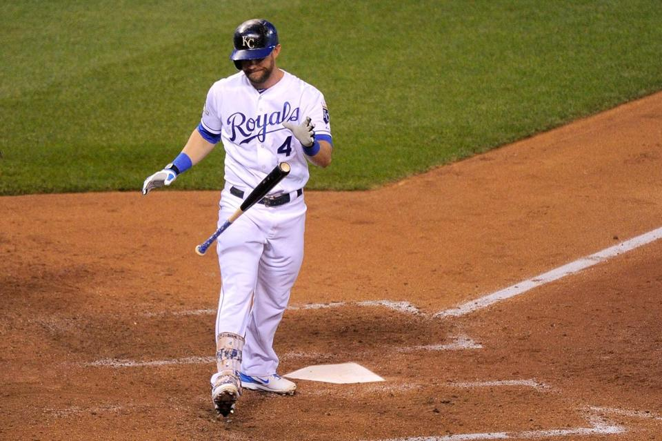 There is a chance the Royals could retain Alex Gordon.