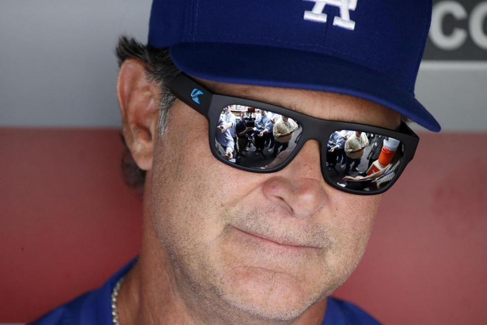 Don Mattingly's style didn't seem to mesh with the front office.