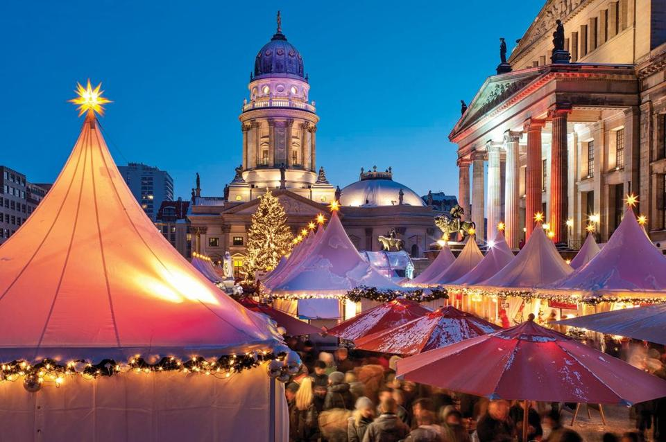 Classic holiday markets the cure for even 'bah-humbuggiest' of ...