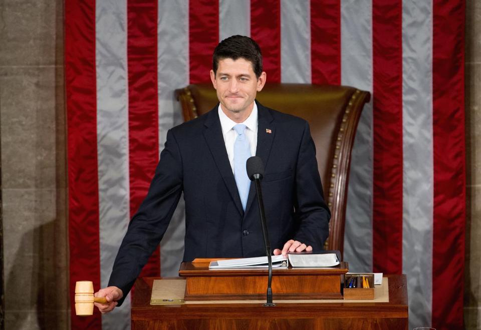 Speaker Ryan Endorses Donald Trump For President