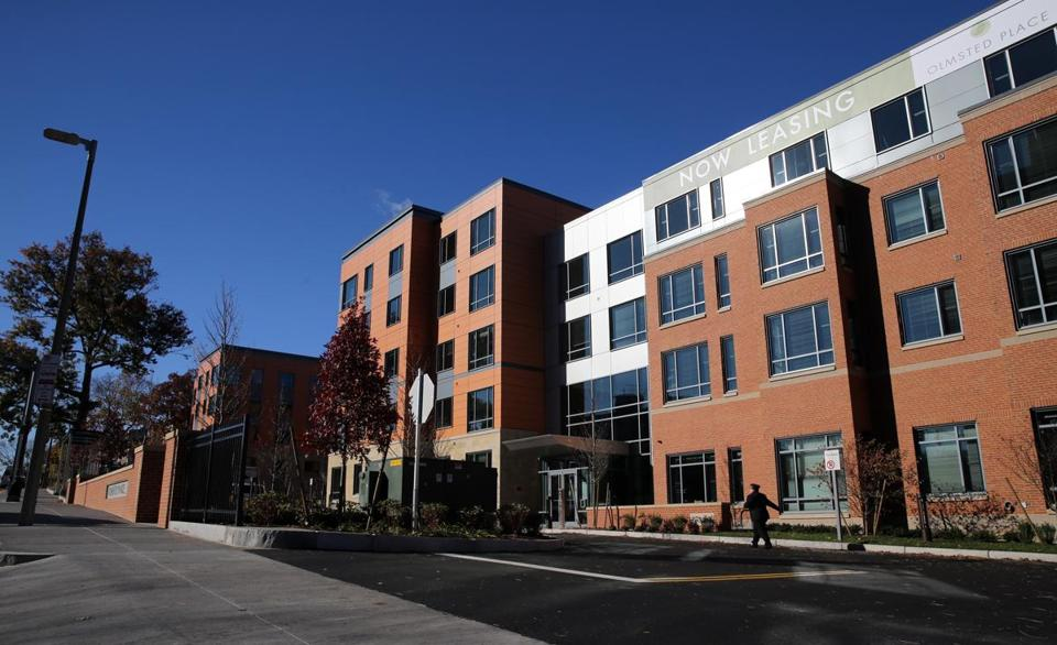 New Luxury Building In Jamaica Plain Tests Growing Market The
