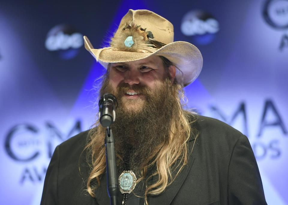 Chris stapleton little big town are big winners at cma for Songs chris stapleton wrote for others