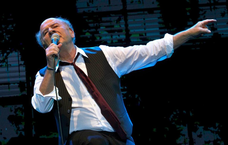 Art Garfunkel is scheduled to perform at Boston's newest music club, City Winery, for two nights in late October.