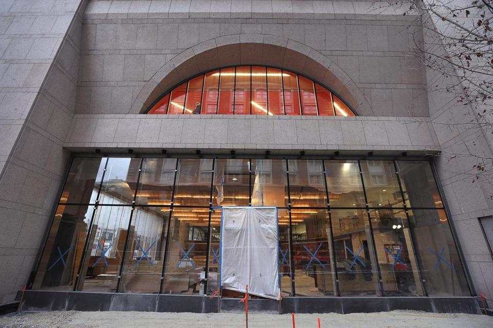 Renovations of the Johnson Building, designed by the noted architect Philip Johnson and opened in 1972, will make the structure more open to the street and create a public cafe.