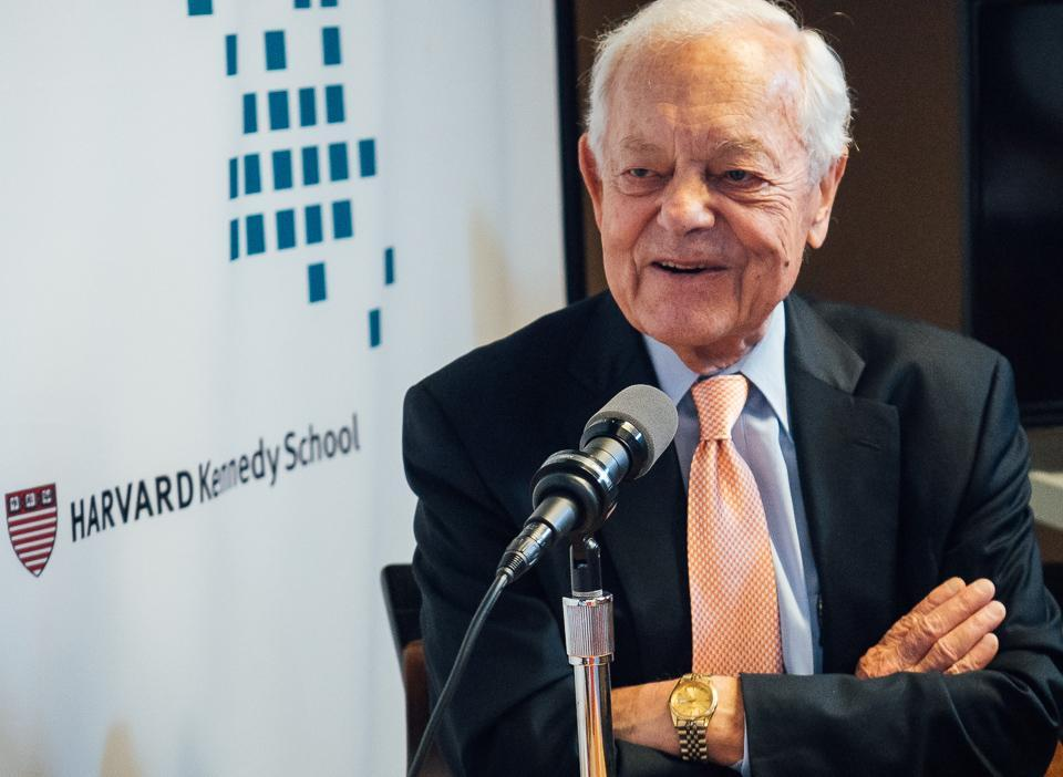 "Bob Schieffer was host of ""Face the Nation"" on CBS for 24 years."