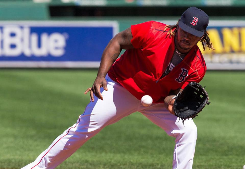 Hanley Ramirez's poor fielding cost the Red Sox 19 runs last season, according to one analysis.
