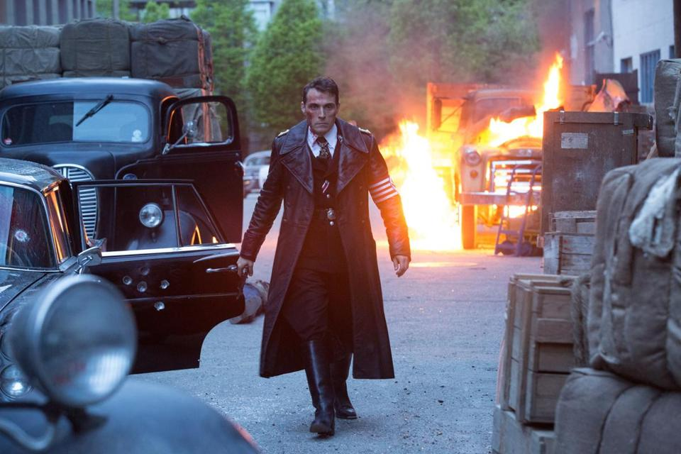"Rufus Sewell in Amazon's ""The Man in the High Castle."""