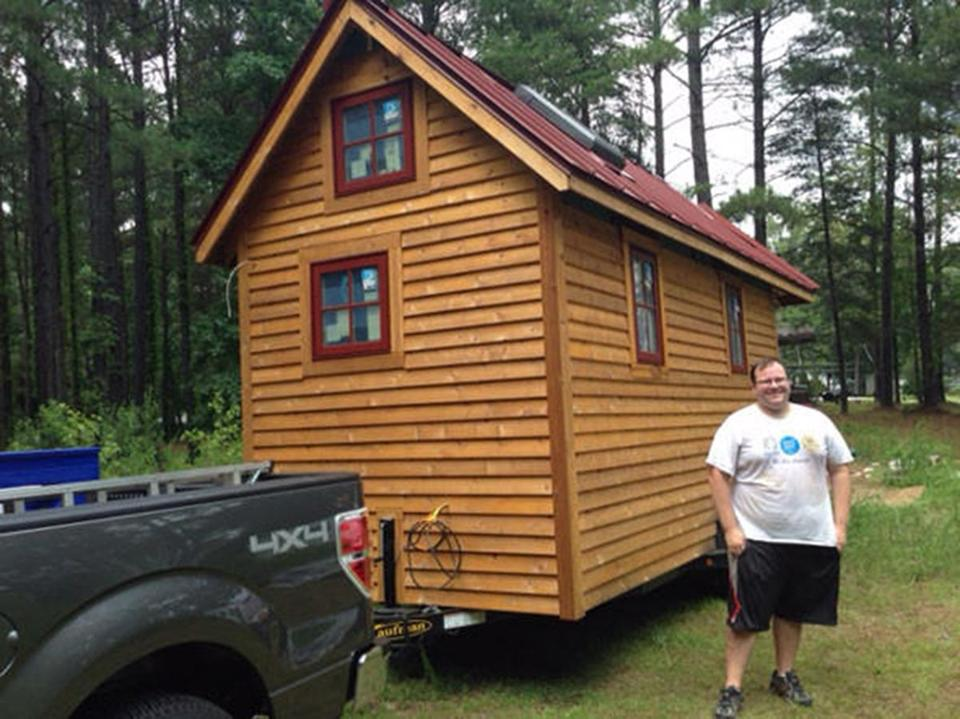 Big strides for tiny houses The Boston Globe