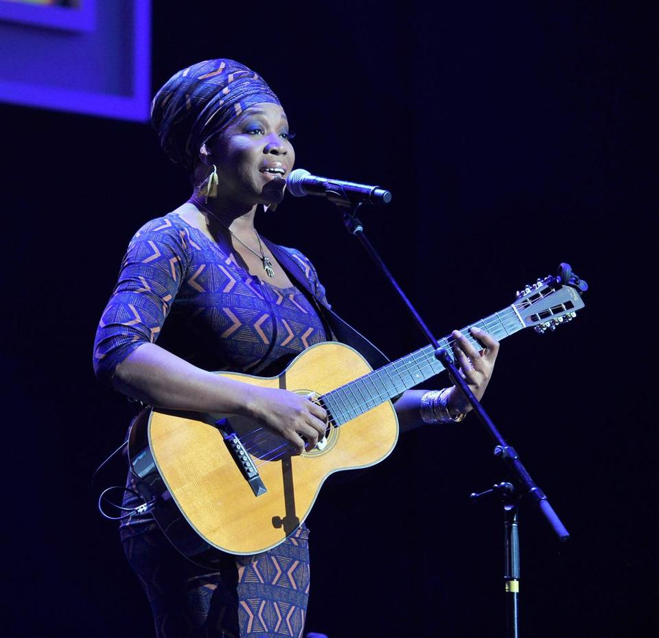 India Arie will celebrate her new Christmas album when she comes to the Wilbur.