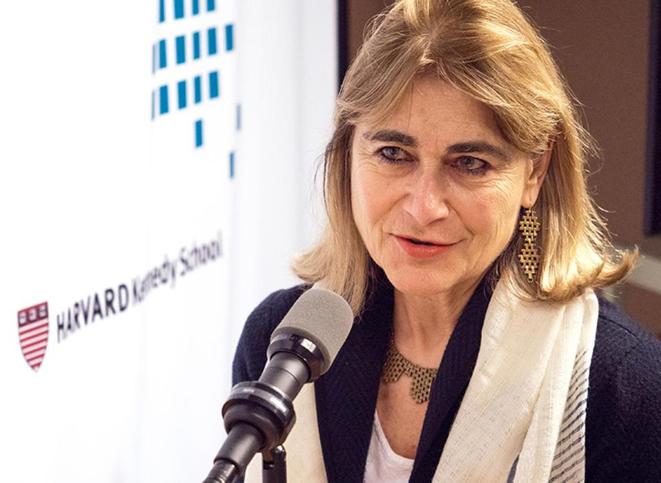 Professor Jacqueline Bhabha, research director for the Harvard FXB Center on Health & Human Rights, explains the yearslong process the United States has long employed to vet and resettle asylum seekers from all over the globe.