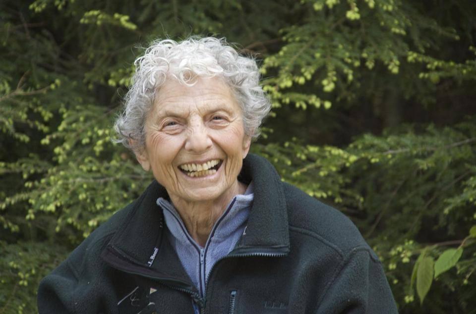"Judith Magyar Isaacson was a dean of students at Bates College and wrote ""Seed of Sarah."""