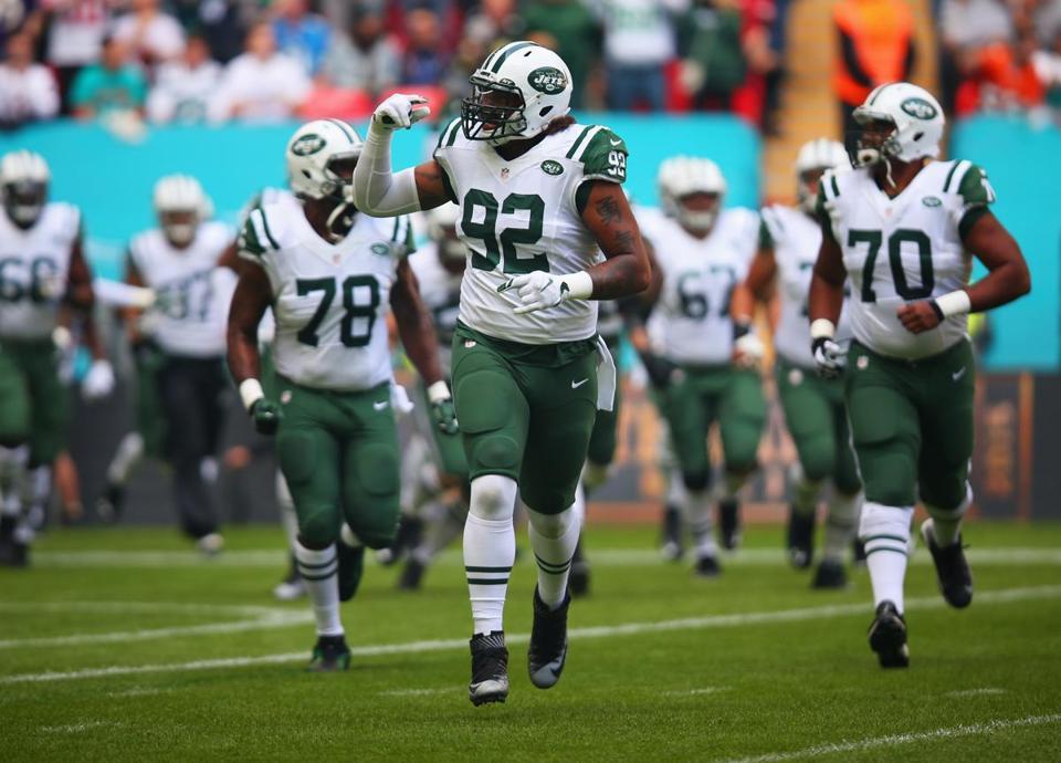 9aeb26fbe7b ... Leonard Williams — the Jets sixth overall pick — has just a half sack  so ...