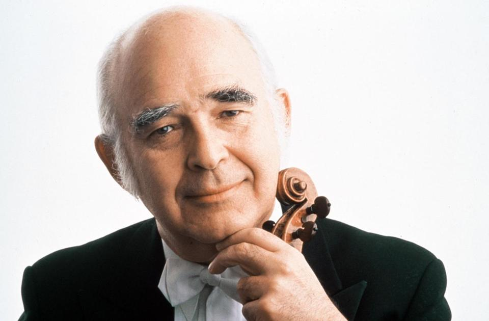 Mr. Silverstein served as the Boston Symphony Orchestra's concertmaster for 22 years and as its assistant conductor from 1971 to 1984.