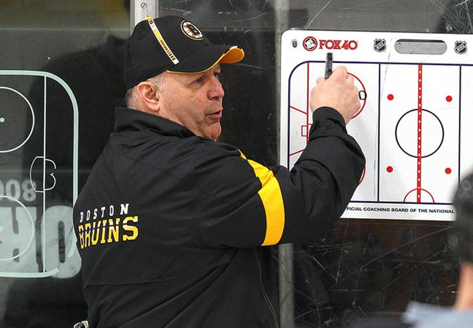 Claude Julien has a wealth of hockey knowledge, and he recently shared some of it during a USA Hockey symposium.