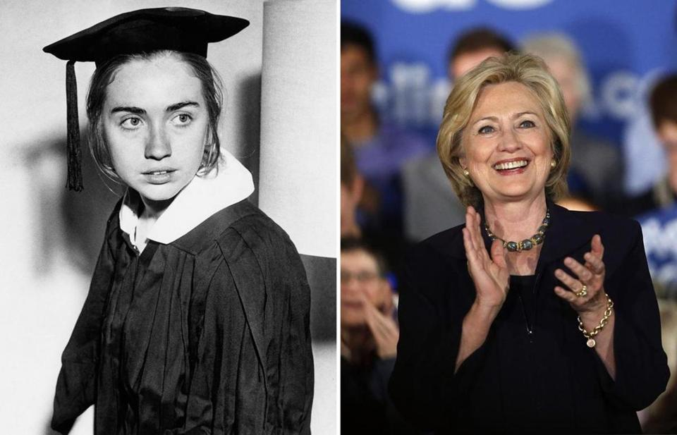 Hillary Clinton Who Graduated From Wellesley College In 1969 Has Long Nurtured Her Ties