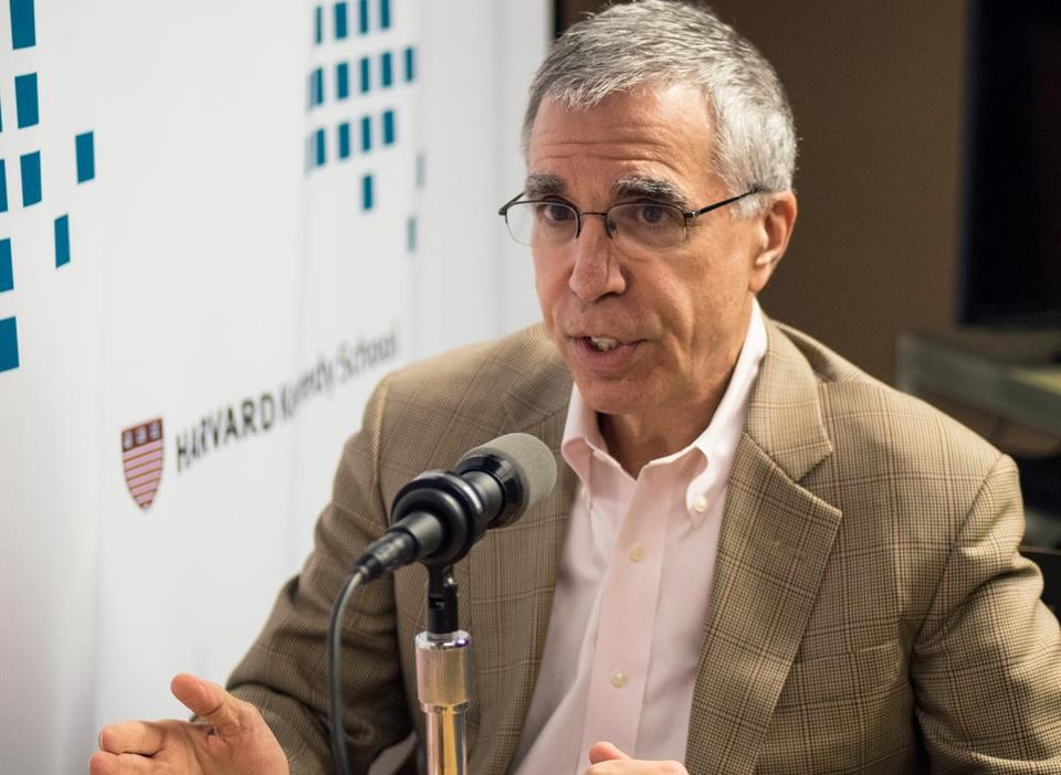 Professor Robert Stavins, director of the Harvard Project on Climate Agreements out of the Kennedy School's Belfer Center, discussed the Paris climate talks.