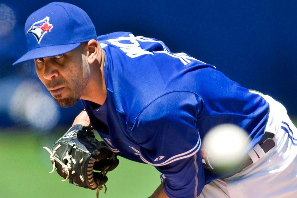 David Price was dominant last season with the Tigers and Blue Jays, going 18-5 with a 2.45 ERA.