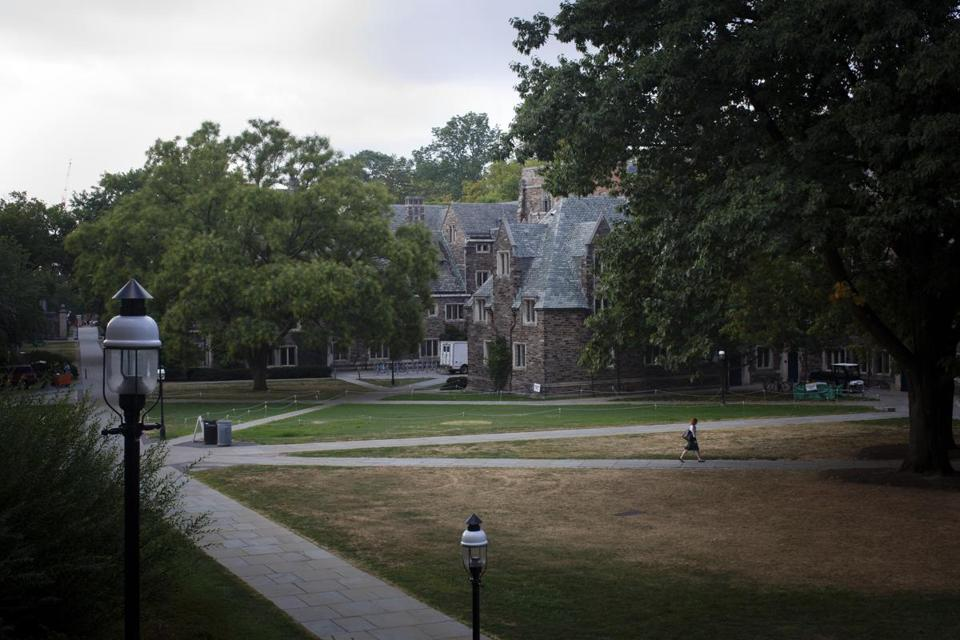 """He attacked her and felt entitled to have sex,"" the former college athlete recalled, an account that was confirmed by another Princeton classmate."