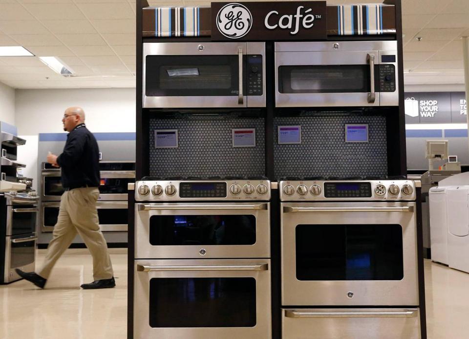 GE scraps $3.3 billion sale of appliances division to Electrolux ...