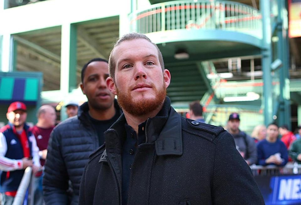 Craig Kimbrel getting familiar with new surroundings - The Boston ...