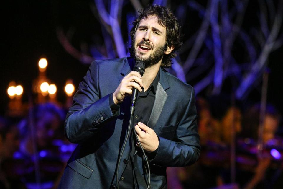 great comet musical now at art will star josh groban. Black Bedroom Furniture Sets. Home Design Ideas