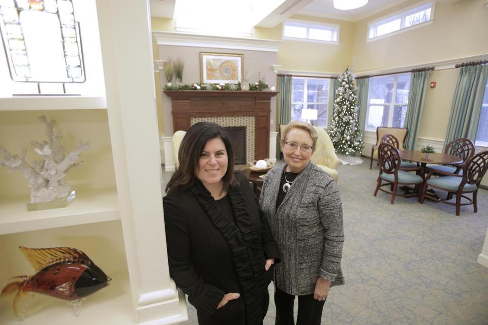 Sharon Currier And Angela Nteta Of Associates An Interior Design Firm In