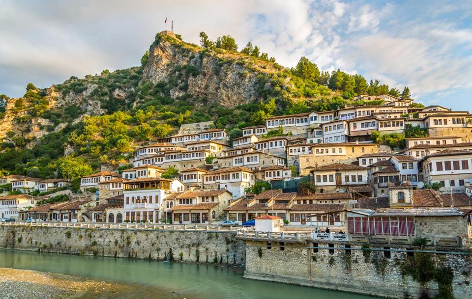 Berat Old City, Albania