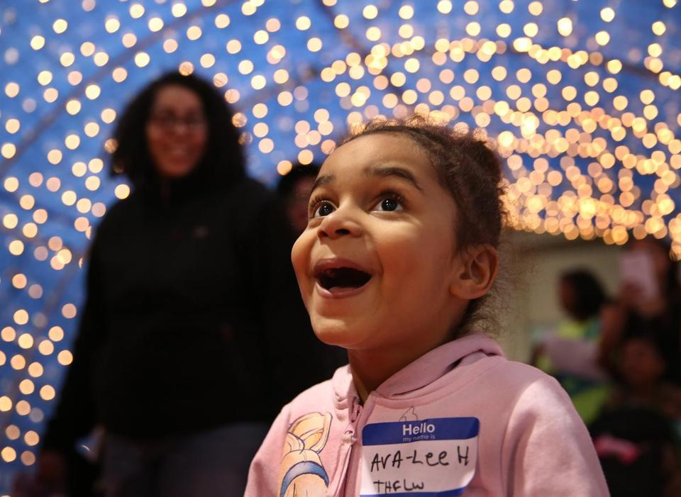 Christmas in the City lifts spirits of homeless families