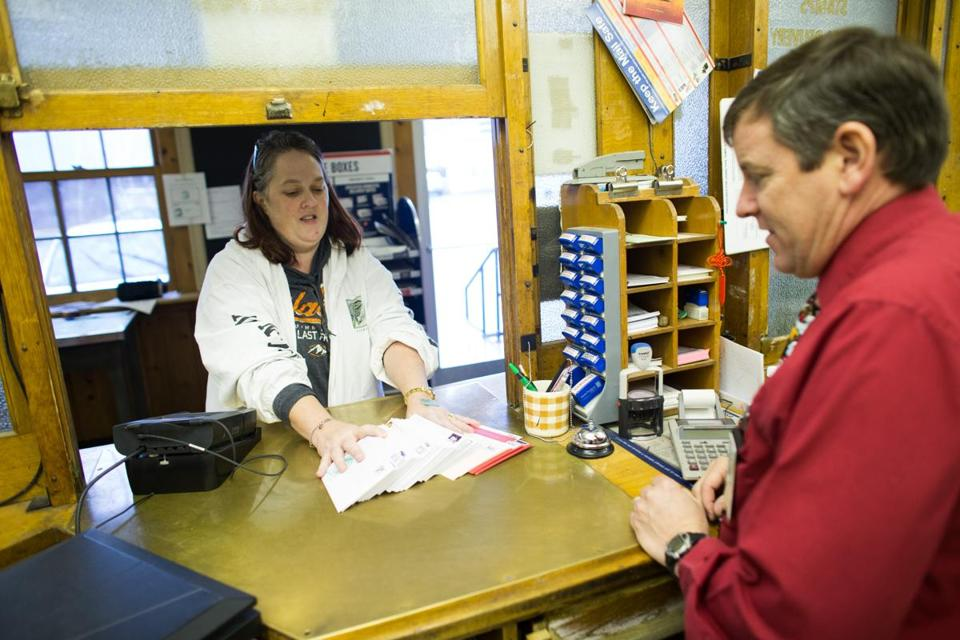 In Bethlehem, N.H., post office puts its stamp on Christmas - The ...