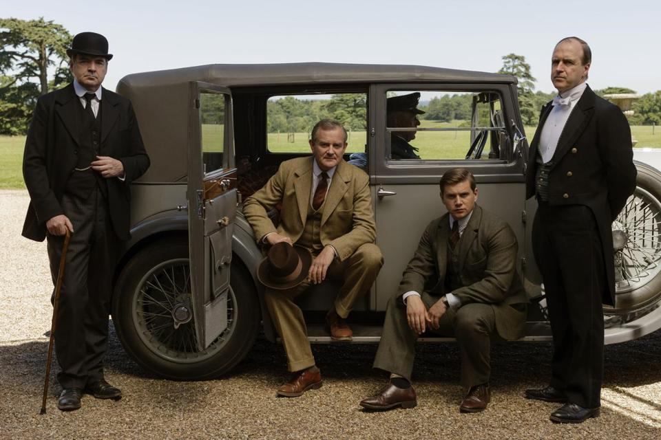 Downton Abbey\' is back for one final ride - The Boston Globe