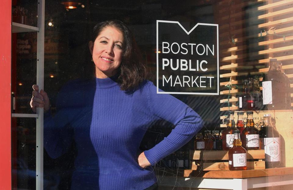 Cheryl Cronin, a self-described foodie, said she has been a fan of the market since it opened at the end of July.