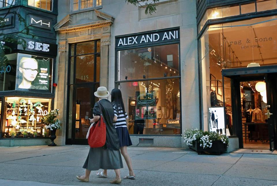 Retailers said other vendors besides Alex and Ani try to block sales of similar products.