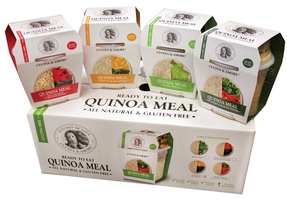 how to cook a 1 4 cup of quinoa