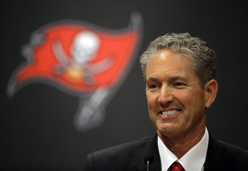 Dirk Koetter was elevated to head coach after leading Jameis Winston to a strong rookie season while serving as offensive coordinator.